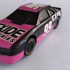Scalextric: SUPERSLOT SCALEXTRIC INGLÉS COCHE NASCAR. FUNCIONA. Lote 206490386