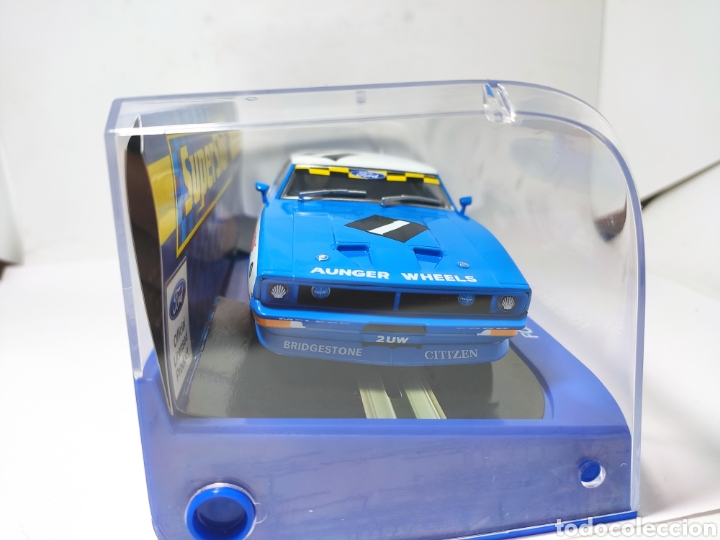 Scalextric: SUPERSLOT FORD XB FALCON GT 1975 BATHHURST REF. 4039 - Foto 2 - 206817325