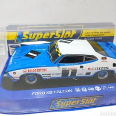 Scalextric: SUPERSLOT FORD XB FALCON GT 1975 BATHHURST REF. 4039. Lote 206817325