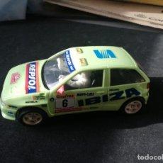 Scalextric: SEAT IBIZA KIT-CAR SCX. Lote 207425493