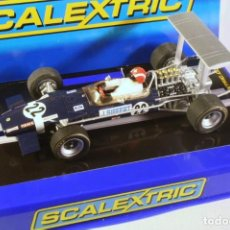 Scalextric: SCALEXTRIC HORNBY. LOTUS 49B ROB WALKER TEAM. BRITISH GRAND PRIX 1968. JO SIFFERT. Lote 208807081