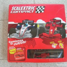 Scalextric: SCALEXTRIC COMPACT. Lote 208924293
