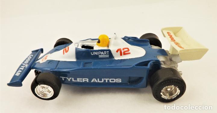 Scalextric: Scalextric C377 L5184 Fórmula 2 Ferrari 312T3 Tyler Autos - Foto 2 - 209360293