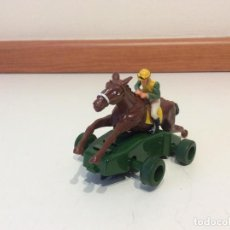 Scalextric: SCALEXTRIC CABALLO CON JINETE HORNBY MAGIC. Lote 209641528