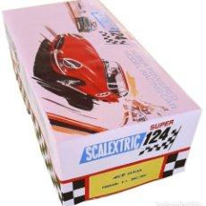 Scalextric: SCALEXTRIC SUPER 124 FERRARI V8 CAJA (LEER DESCRIPCIÓN). Lote 209682725