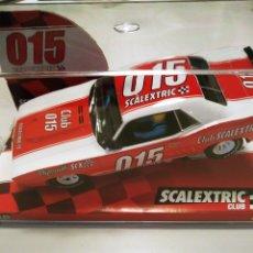 Scalextric: COCHE SCALEXTRIC EDICION LIMITADA 015. Lote 210307501