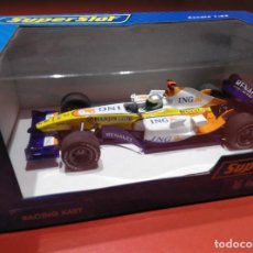 Scalextric: RENAULT F1 SCALEXTRIC SUPERSLOT. Lote 210721891