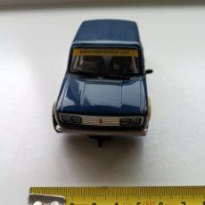 Scalextric: COCHE SCALEXTRIC DE SCX SEAT 1430 RALLY BUEN ESTADO. Lote 211986203