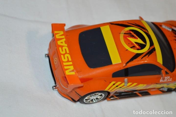 Scalextric: SUBARU IMPREZA y NISSAN 350Z - Slot - SCALEXTRIC UK - HORNBY / Buen estado, funcionando ¡Mira! - Foto 12 - 213604718