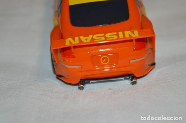 Scalextric: SUBARU IMPREZA y NISSAN 350Z - Slot - SCALEXTRIC UK - HORNBY / Buen estado, funcionando ¡Mira! - Foto 15 - 213604718
