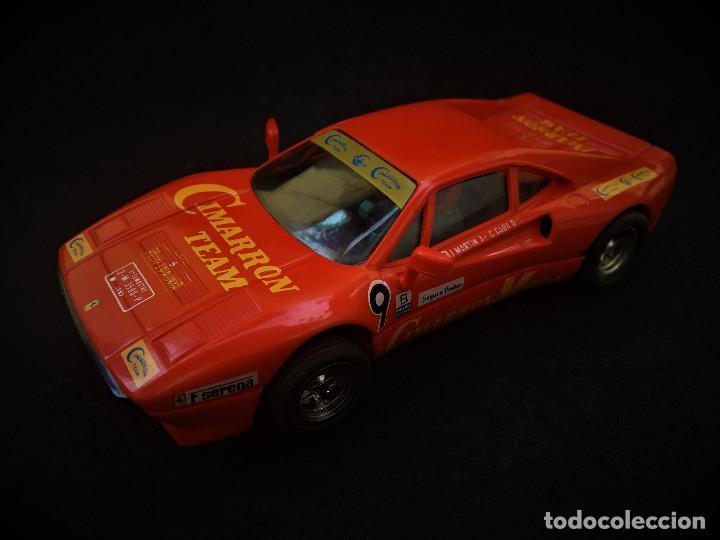 FERRARI GTO SCALEXTRIX UK REF. C391 (Juguetes - Slot Cars - Scalextric SCX (UK))