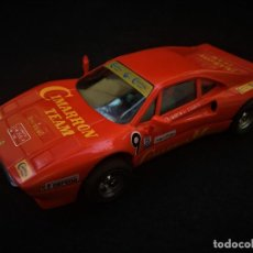 Scalextric: FERRARI GTO SCALEXTRIX UK REF. C391. Lote 214005547