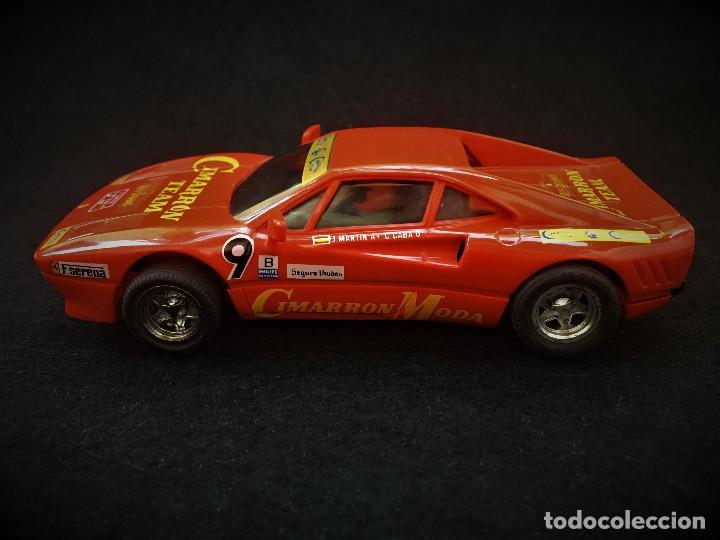 Scalextric: FERRARI GTO SCALEXTRIX UK REF. C391 - Foto 2 - 214005547