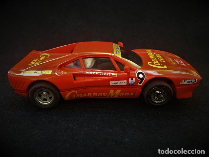 Scalextric: FERRARI GTO SCALEXTRIX UK REF. C391 - Foto 3 - 214005547