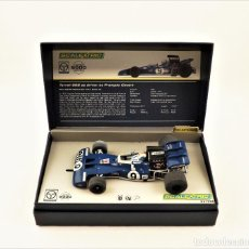 Scalextric: SCALEXTRIC HORNBY LEGENDS TYRRELL 002 F. CEVERT. Lote 214115565