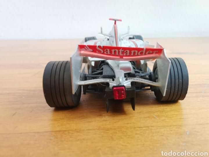 Scalextric: Coche scalextric de SCX McLaren MP4 21 Vodafone Plata - Foto 4 - 214522028