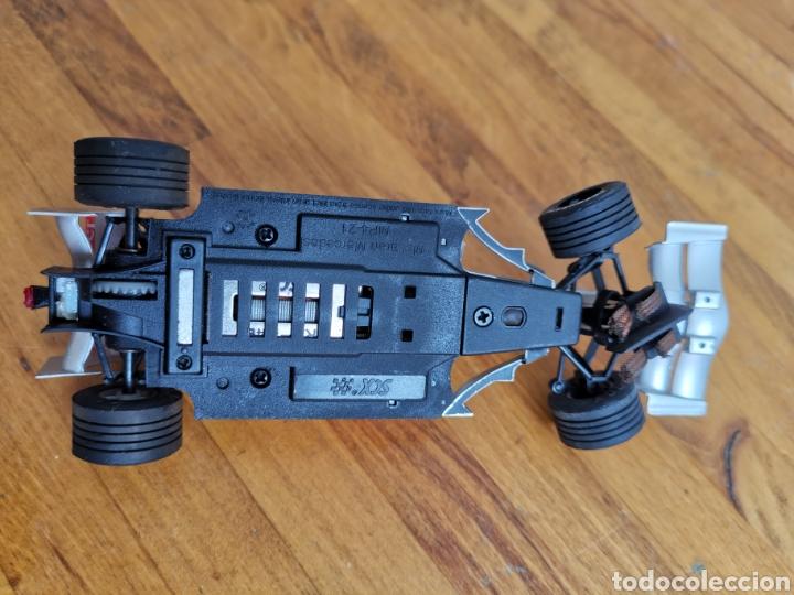Scalextric: Coche scalextric de SCX McLaren MP4 21 Vodafone Plata - Foto 7 - 214522028