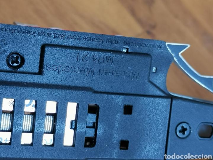 Scalextric: Coche scalextric de SCX McLaren MP4 21 Vodafone Plata - Foto 9 - 214522028