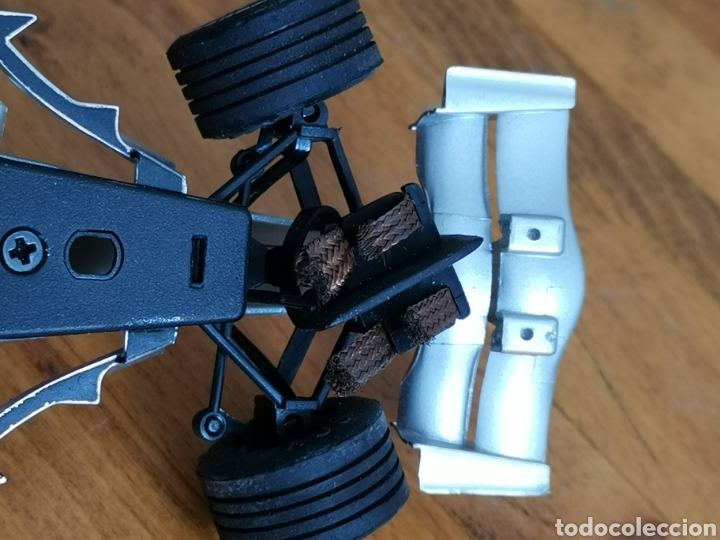 Scalextric: Coche scalextric de SCX McLaren MP4 21 Vodafone Plata - Foto 10 - 214522028