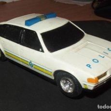 Scalextric: ROVER 3500 POLICÍA,SCALEXTRIC,MADE IN GREAT BRITAIN,MOTOR Y LUZ,FUNCIONANDO. Lote 214786542