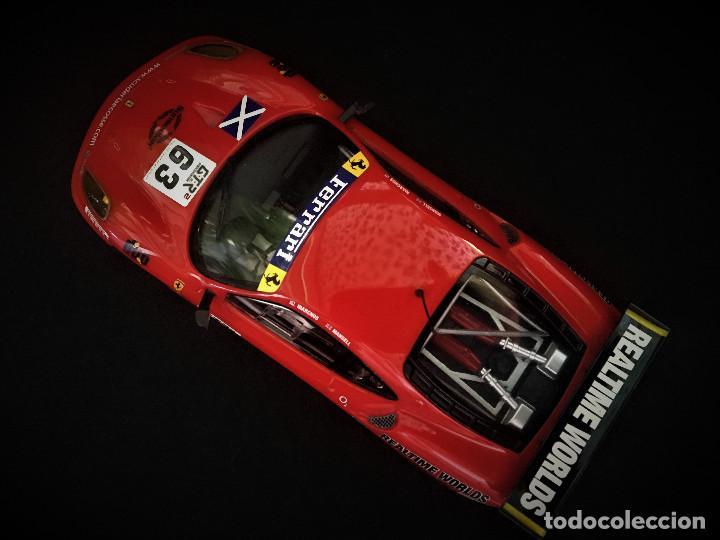 Scalextric: FERRARI F430 GTC SCALEXTRIC UK REF. C3012 - Foto 6 - 215008283