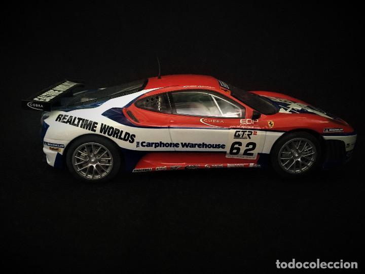 Scalextric: FERRARI F430 GTC SCALEXTRIC UK REF. C2804 - Foto 3 - 215009625