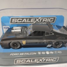 Scalextric: SCALEXTRIC UK FORD XB FALCON BLACK SUPERSLOT REF. C3697. Lote 215574603
