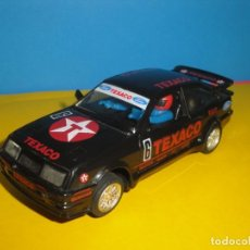 Scalextric: FORD COSWORTH RS 500. TEXACO. SCALEXTRIC. Lote 217903745