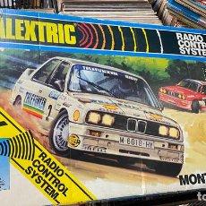 Scalextric: SCALEXTRIC MONTECARLO COCHES BMW M3 EN MUY BUEN ESTADO. Lote 218102337