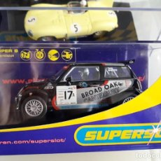 Scalextric: MINI COOPER DE SCALEXTRIC SUPERSLOT. Lote 218899938