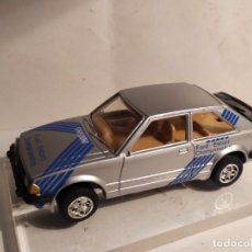 Scalextric: FORD ESCORT XR3I SILVER DE SCALEXTRIC INGLES. Lote 219242910