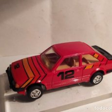 Scalextric: FORD ESCORT XR3I ROJO DE SCALEXTRIC INGLES. Lote 219242948