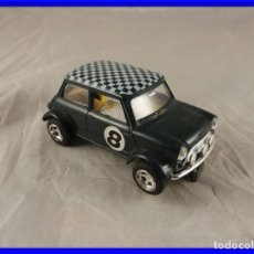 Scalextric: SCALEXTRIC MINI COOPER AZUL HORNBY HOBBIES MADE IN BRITAIN. Lote 221440090