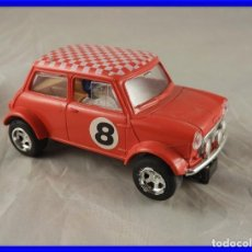 Scalextric: SCALEXTRIC MINI COOPER ROJO HORNBY HOBBIES MADE IN BRITAIN. Lote 221440161