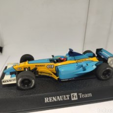 Scalextric: SUPERSLOT RENAULT FI TEAM SLOT FERNANDO ALONSO N°8. Lote 221475937