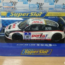 Scalextric: AUDI R8 SCALEXTRIC SUPERSLOT. Lote 222935818