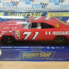 Scalextric: DODGE CHARGER DAYTONA SCALEXTRIC SUPERSLOT. Lote 222936607