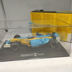 Scalextric: SUPERSLOT RENAULT R23 F1 FERNANDO ALONSO N°8 REF. H2398. Lote 223735071