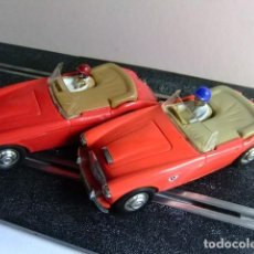 Scalextric: AUSTIN HEALEY 3000 ROJO OSCURO C 74. Lote 223746712