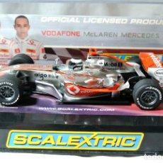 Scalextric: COCHE SLOT SCALEXTRIC DIGITAL Nº 1 F. ALONSO VODAFONE MCLAREN MERCEDES C2806D,COCHE COMO NUEVO *. Lote 128875323