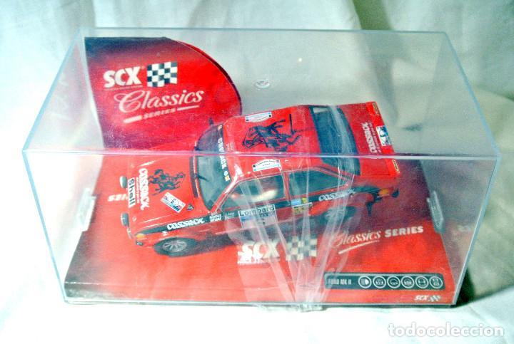 Scalextric: COCHE SLOT SCX FORD ESCORT MK II , CLASSICS SERIES , 1:32 , NUEVO, NO A SIDO RODADO* - Foto 9 - 128877139