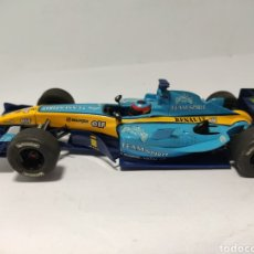 Scalextric: SUPERSLOT RENAULT R24 F1 FERNANDO ALONSO. Lote 224415270