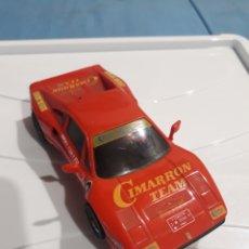 Scalextric: SCALEXTRIC FERRARI GTO TAMPOGRAFIADO EXIN PARA MERCADO INGLES. Lote 224424713