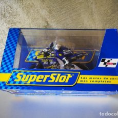 Scalextric: SUPERSLOT SUPER SLOT SETE GIBERNAU TELEFONICA HONDA. Lote 226008971