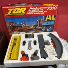 Scalextric: TCR 7310 | TOTAL CONTROL RACING | MODEL-IBER | TIPO SCALEXTRIC | SLOT |. Lote 226238370