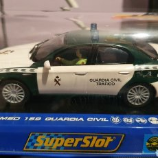 Scalextric: ALFA ROMEO GUARDIA CIVIL DE SUPERSLOT. Lote 226405782