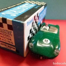 Scalextric: SCALEXTRIC TRI-ANG ASTON MARTIN VERDE MM / C57. Lote 227561665