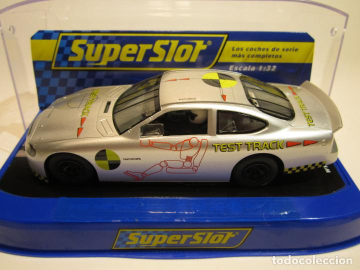 FORD FUSION SCALEXTRIC UK (Juguetes - Slot Cars - Scalextric SCX (UK))