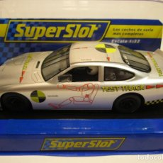 Scalextric: FORD FUSION SCALEXTRIC UK. Lote 228369655