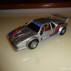 Scalextric: SCALEXTRIC. BMW M1 GRIS. REF. C-405. Lote 228706523